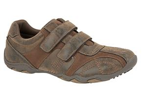 Pettits Shoes - Route 21 M875 Brown
