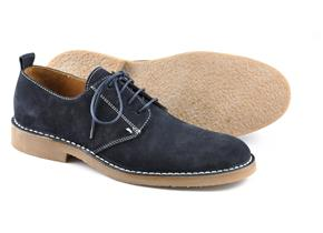 Loake Shoes - Mojave Navy