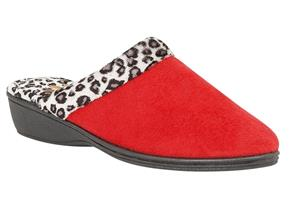Lotus Slippers - Airelle Red