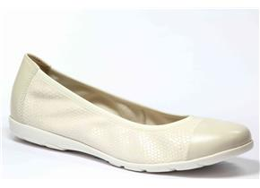 Caprice Shoes - Vivian 22152-28 White Reptile