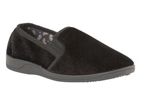 Lotus Slippers - Wycombe Black