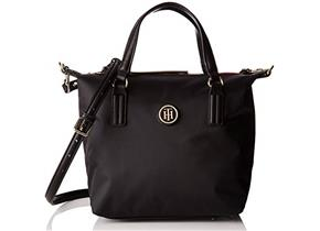 Tommy Hilfiger Bags - Poppy Small Tote Black