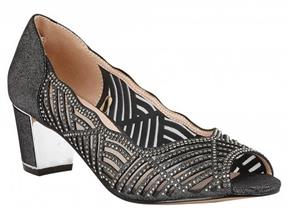 Lotus Shoes - Immy ULS165 Pewter