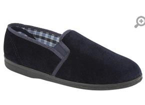 Sleepers Slippers - MS232 Simon Navy