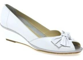Van Dal Shoes - Florida White/Silver