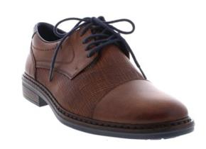 RIEKER SHOES - 17618 NUT