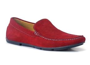Steptronic Shoes - Dustin Red