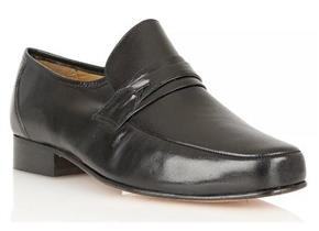 Rombah Wallace Shoes - Regent Black