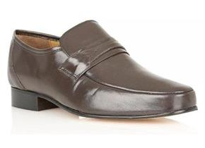 Rombah Wallace Shoes - Regent Brown