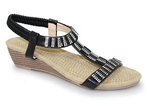 Lunar Sandals - Reynolds JLH877 Black