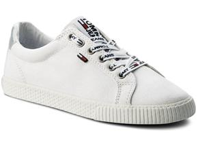Tommy Hilfiger Shoes - Tommy Jeans Casual Sneaker White