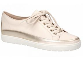 Caprice Shoes - 23654-26 Cream Gold