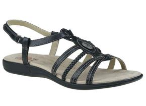 Earth Spirit Sandals - Killene Black