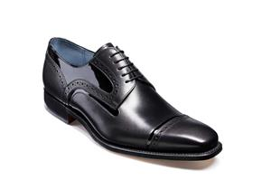 Barker Shoes - Haig Black