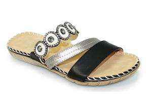 Lunar Sandals - Belize JLY089 Black