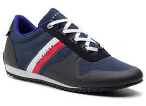 Tommy Hilfiger Shoes - Essential Mesh Runner Navy