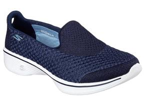 Skechers Shoes - Go Walk4 14145 Navy White