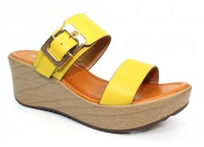 Lunar Sandals - Fawn JLH191 Yellow