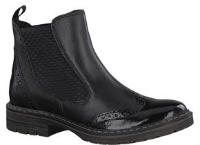Marco Tozzi Womens Boots - 25481-31 Black