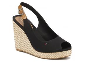 Tommy Hilfiger Shoes - Iconic Elena Black