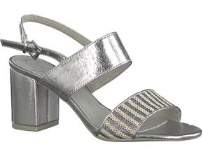 Marco Tozzi Sandals - 28308-22 Silver