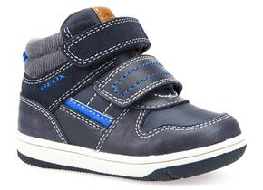 Geox Shoes - New Flick B741LA Navy