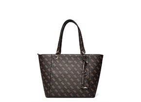 Guess Bags - Kamryn Tote Brown