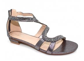 Lunar Sandals - Arabia JLH084 Pewter