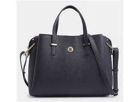 Tommy Hilfiger Bags - Core Satchel Corp Navy