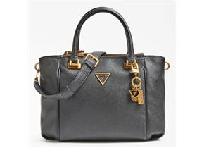 Guess Bags - Destiny Status Satchel Black
