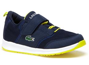 Lacoste Trainers - L.ight 317 Junior Navy