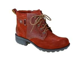 Earth Spirit Boots - Pasadena 2 Red