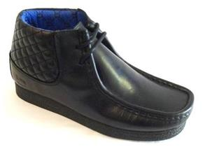 Nicholas Deakins Shoes - Gennaro Black