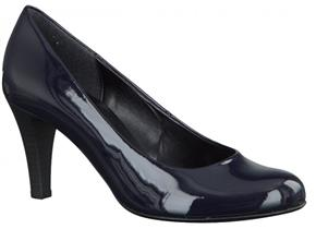 Gabor Shoes - Lavender 65-210 Navy Patent