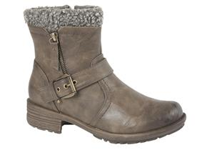 Cats Eyes Boots - L724 Brown