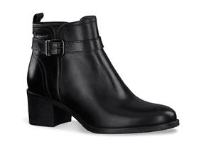 Tamaris Boots - 25034-25 Black Leather