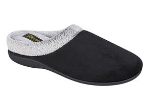 Sleepers Slippers - Glenys LS960 Black