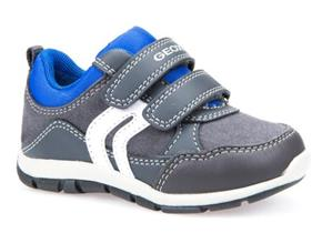Geox Shoes - Shaax B7432A Grey