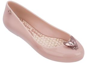 Vivienne Westwood + Melissa Shoes - Space Love 20 Bee Pink