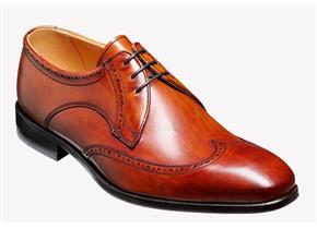Barker Shoes - Wimborne Rosewood