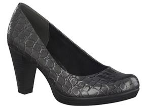 Marco Tozzi Shoes - 22407-39 Grey Croc