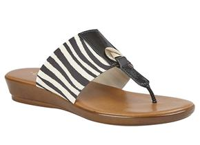 Lotus Shoes - Arna Zebra