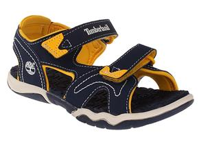 Timberland Sandals - C2474A Adventure Seeker - Navy Yellow