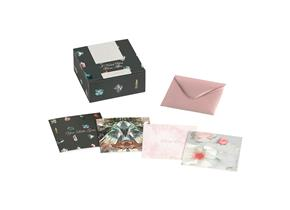 Ted Baker Set of 16 Note Cards - 949 Multi