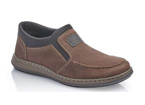 Rieker Shoes - 17350 Brown