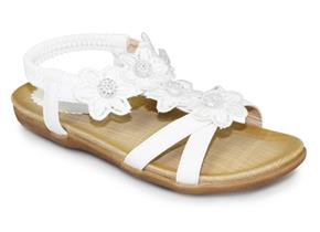 Lunar Sandals - Fiji JCH002 White