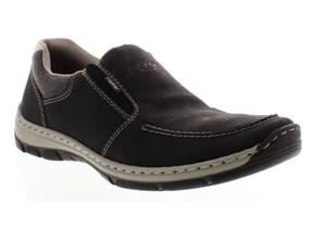 Rieker Shoes - 15260 Black