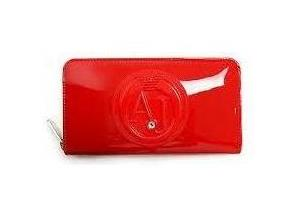 Armani Jeans Purses - 928532-CC855 Red