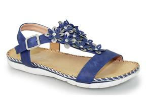 Lunar Sandals - Temple JLY064 Blue