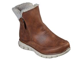 Skechers Boots - Synergy 44779 Chestnut